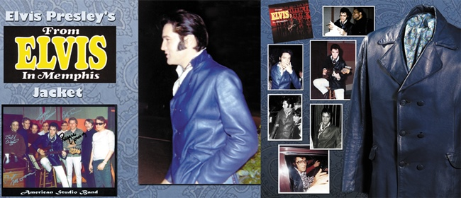 Bud Glass Interview - Elvis Relics- 2018