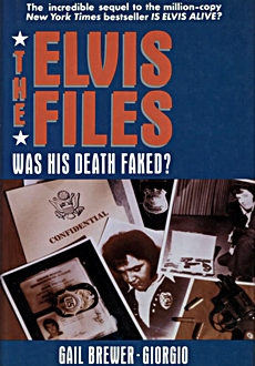 The ELVIS PRESLEY CONSPIRACY PAGE