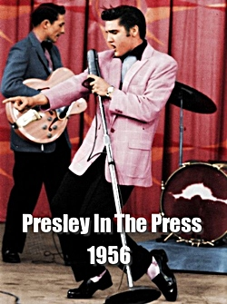 48f10acff Go here as EIN contributor Shane Brown investigates the phenomenon of Elvis  in 1956 - and what the media made of this new, and middle-America shocking,  ...