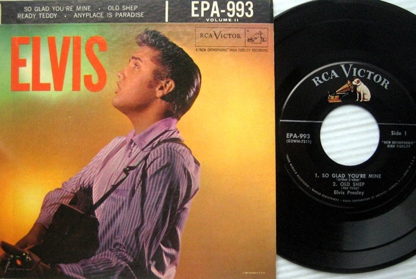 Elvis Star Track' EIN spotlights some of Elvis' most intriguing songs