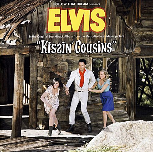 Kissin Cousins'- FTD Soundtrack Album CD  EIN review