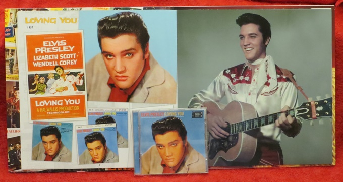 ELVIS - MRS VINYL: 'The Complete'50s Movie Masters' - EIN review