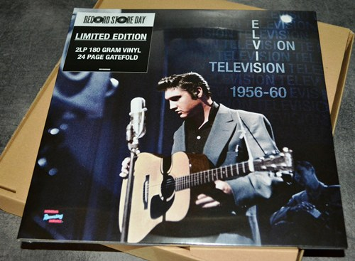 mrs  u0026 39 elvis on television 1956