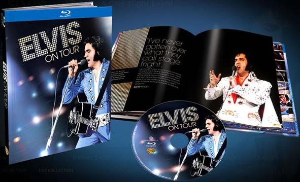 Elvis On Tour 2010 Bluray Review Elvis Information Network