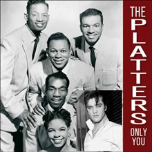 Elvis Recorded With The Platters?: Here's a fascinating news ThePlattersOnlyYouxz