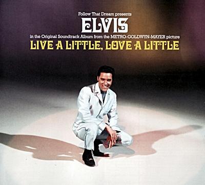 Live A Little, Love A Little'- FTD Soundtrack Album CD  EIN review