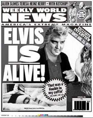 Conspiracy, Source;ElvisInfoNet)
