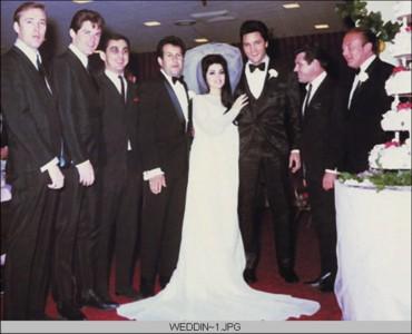 May 1st 1967 The Wedding Of Elvis Presley Amp Priscilla Beaulieu Elvis Presley Fans Of Nashville