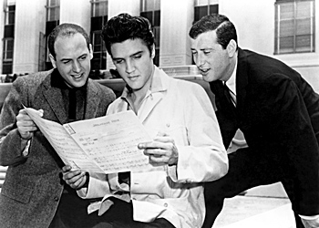 「Jerry Leiber Mike Stolle Colonel Tom Parker」の画像検索結果