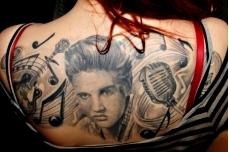 Elvis Tattoos