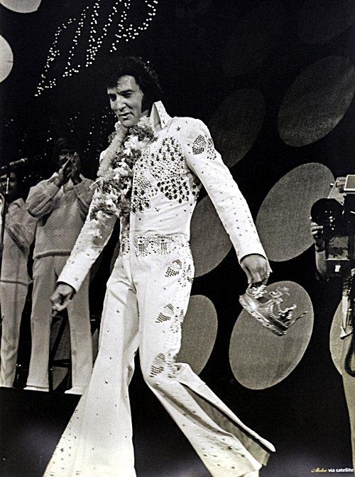 Elvis Aloha Via Satellite A 40th Anniversary