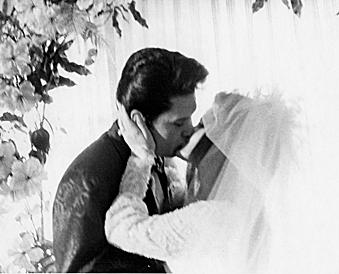 elvis priscilla presley wedding photos