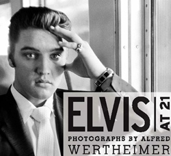 Image result for elvis at 21 exhibition