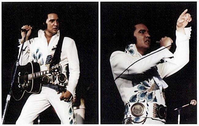 Resultado de imagem para elvis vegas 1974