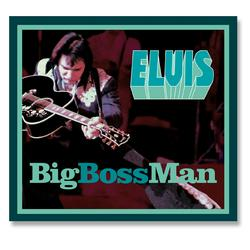 Big Boss Man Cd Review The Elvis Information Network