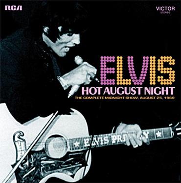 Resultado de imagem para Elvis FTD HOT AUGUST NIGHT