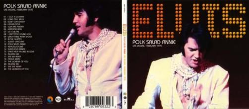 polk salad annie elvis live ftd cd release elvis information